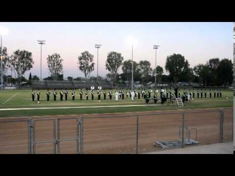Gardena High School Marching Band Competition 10-28-2014