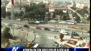 AYTV AYDIN AYDIN'DA EN GÖÇÜ EFELER İLÇSESİ ALDI...