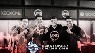 FaZe UMG Nashville Champions!