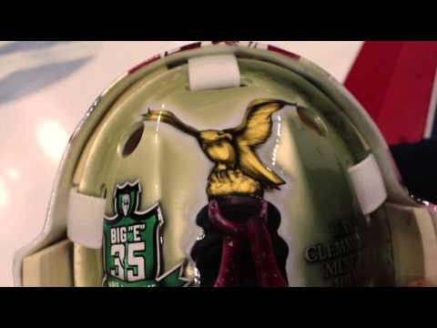 Hockey Goalies: Behind the Masks