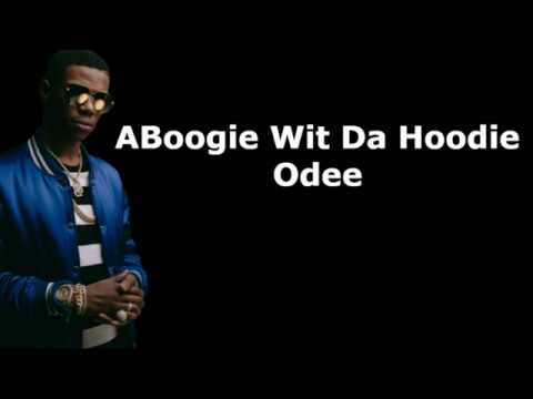 A Boogie Wit Da Hoodie - Odee
