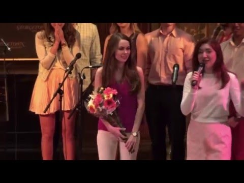 Georgetown Spring Sing 2016 by Saxatones and Superfoods Part 2 of 2