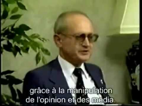 Ex-KGB officer Yuri Bezmenov Explains United States Targeted
