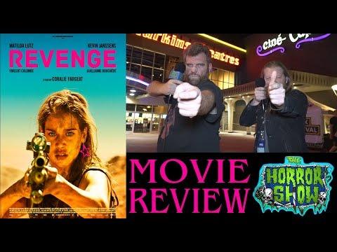 """Revenge"" 2018 Thriller Movie Review - IHSFF 2018 - The Horror Show"