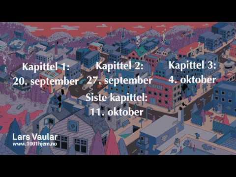 """Lars Vaular - """"1001 Hjem"""" - Trailer"""