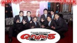 Grupo 5 -  El Desquite - Primicia 2011 - wWw.KumbiaWenaza.Tk