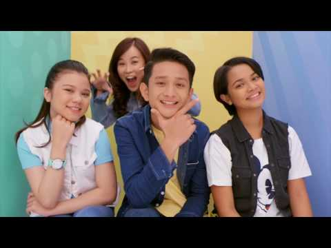 Club Mickey Mouse - Meet the Mouseketeers | Disney Channel Asia