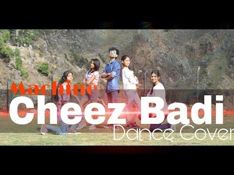Tu cheez badi hai mast mast | Machine | Neha Kakkar Udit Narayan | Choreography Dance| Ajay Poptron
