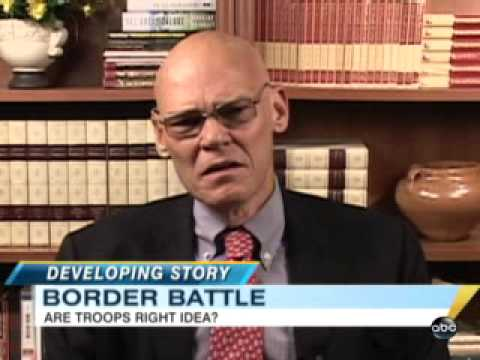 James Carville on Obama & Oil Spill