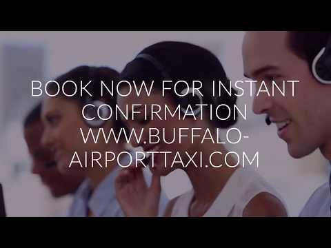 Taxi From Buffalo Airport To Niagara Falls USA -  BUF Buffalo Airport Taxi
