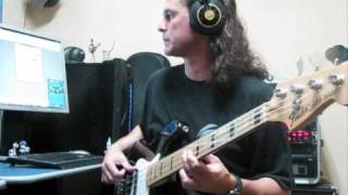 Rush - The Spirit of Radio bass cover by Ricardo Bender