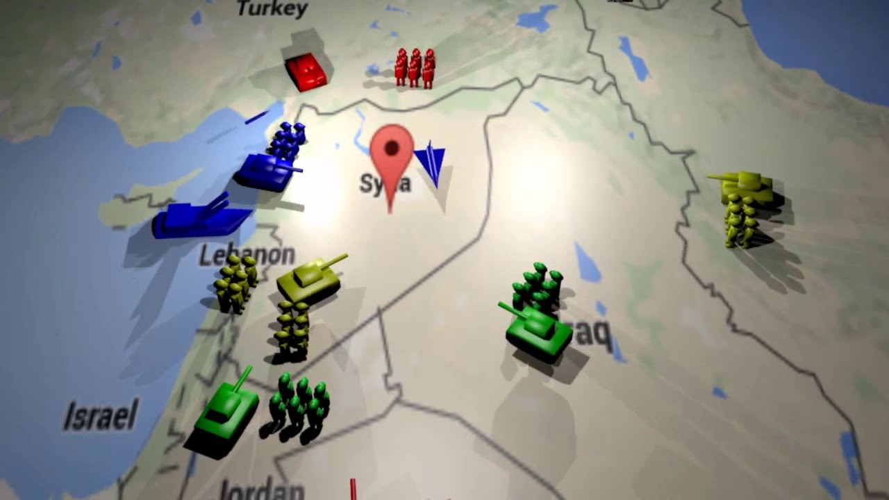 Ww3 syria animated map with russia saudi arabia turkey and iran ww3 syria animated map with russia saudi arabia turkey and iran youtube gumiabroncs Images