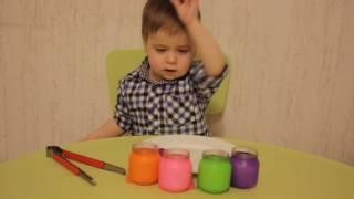 Учим цвета с ПлейДо