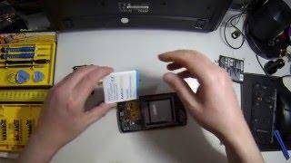 Как поменять аккумулятор LG Google Nexus 5