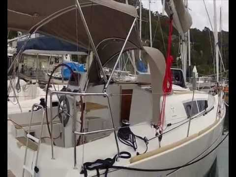 Jeanneau Sun Odyssey 33i Overview Performance Boating Sales