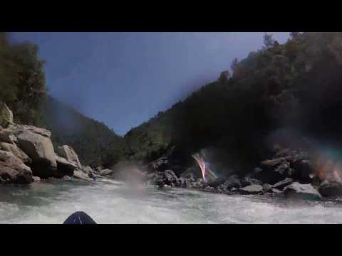 Achilles Rapid, North Fork American River, 640 cfs, May 2018