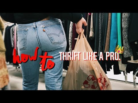 10 Thrifting Tips You NEED To Know! ☆