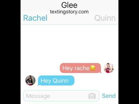 Quinn blackmails Rachel|A Glee Episode