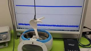 メガヘルツの超音波発振制御プローブ ultrasonic-labo thumbnail