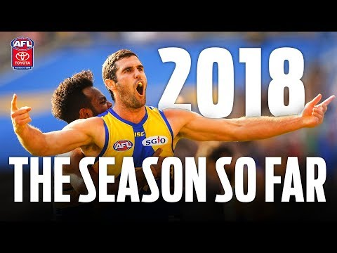 The Best Highlights From The Season So Far | Round 13, 2018 | AFL