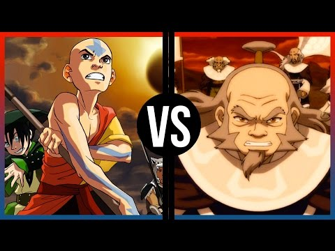 March Madness | Aang vs Iroh (Finals)