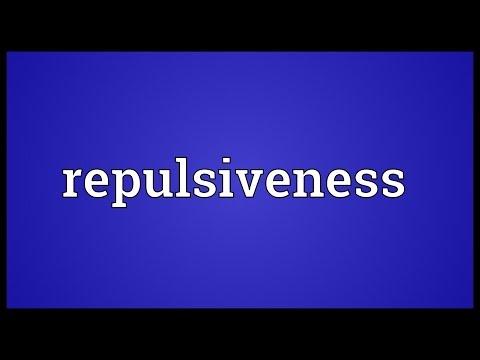 Header of repulsiveness