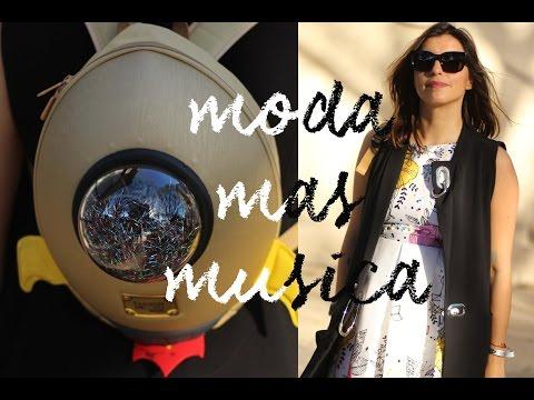 Moda más Música con la Blogger Marou Rivero| CanalYoSé