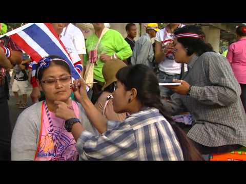 Divisions emerge among Thai protesters