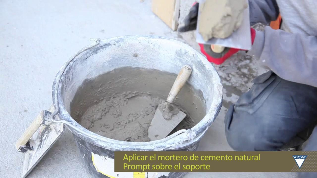 Es Imitación De Piedras Con Mortero De Cemento Natural Prompt Youtube
