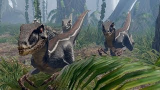 Raptors is free to play, at the moment a proof of concept. with sprinklings trespasser and great overall feel it, this projects shows lot potent...