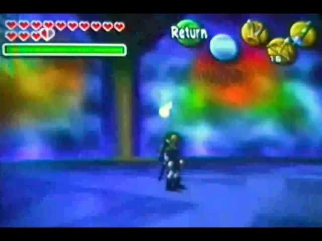 The Legend Of Zelda Majoras Mask Jefe Final HD