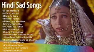 Hindi Sad Songs 90's Evergreen   कुमार सानू अलका याग्निक उदित नारायण रोमांटिक हिंदी 2019   भारतीय