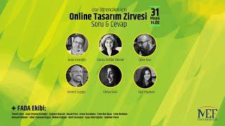 Lise Öğrencileri için Online Tasarım Zirvesi