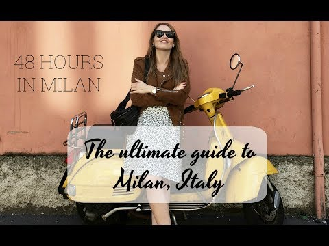 MILAN TRAVEL GUIDE 2017 | DANICA CHLOE