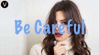 Cardi B - Be Careful (Lyrics Lyric Video) Romen Jewels Remix