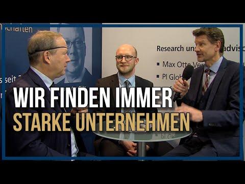 """""""Der ETF-Boom eröffnet uns Chancen."""" Max Otte und Florian König auf dem Fondskongress 2020"""
