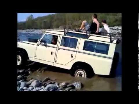 Land Rover 109 s2 festa di laurea Vito-Ago 2