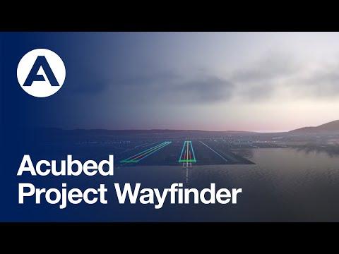 Acubed's Project Wayfinder
