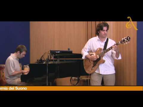 Jazz Master Ensemble Music - Anthropology - Dizzie GIllespie / Charlie Parker - Davide Benecchi