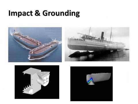 CAE Technology for Shipbuilding & Marine Application