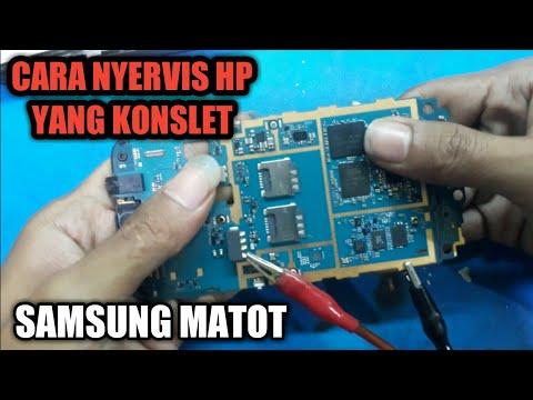 Samsung J1 2016 Konslet,Matot