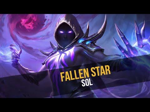 NEW SKIN for Sol - Fallen Star