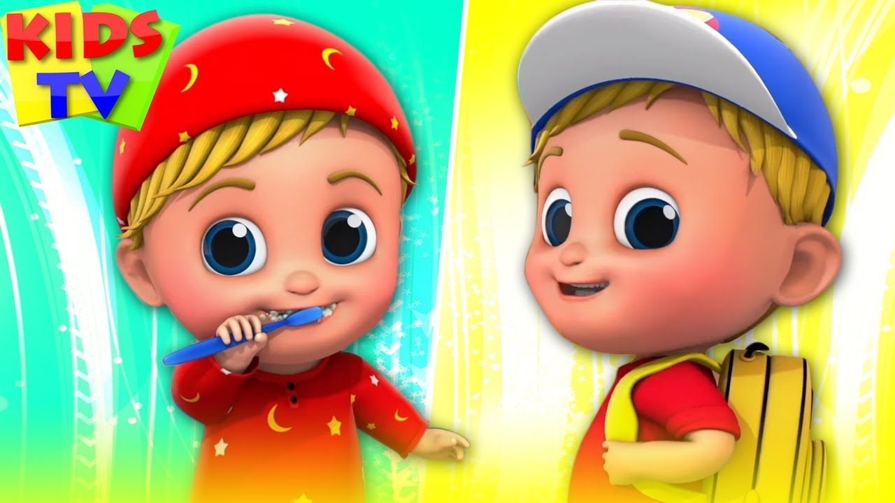 This is The Way | Junior Squad Cartoons | Nursery Rhymes for Babies