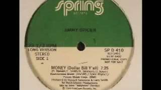 Jimmy Spicer- Money (Dollar Bill Ya