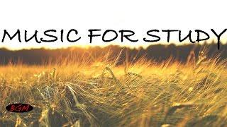 #MusicForStudy#Guitar u0026 Piano Instrumental Music - Background Music