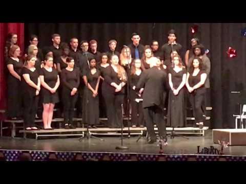South Lenoir High School 2017 Spring Concert Video 1