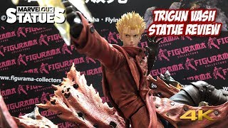 Welcome to the Marvelous Statues' REVIEW of the Trigun Vash Elite Exclusive Statue by Figurama Collectors. For this review, we are live from the Figurama ...