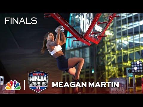 Meagan Martin At The Minneapolis City Finals - American Ninja Warrior 2018