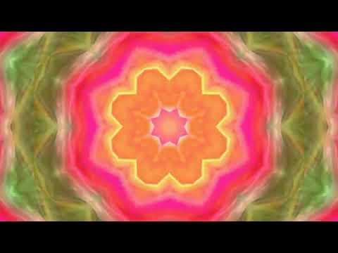 秘伝曼荼羅ツキを呼ぶ幾何学模様と金運倍音のリズム不可思議音楽
