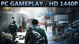 Tom Clancy's The Division BETA | PC GAMEPLAY | HD 1440P